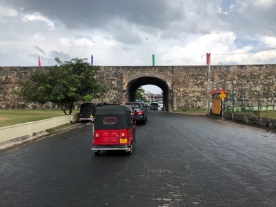 Main Gate, Galle Fort