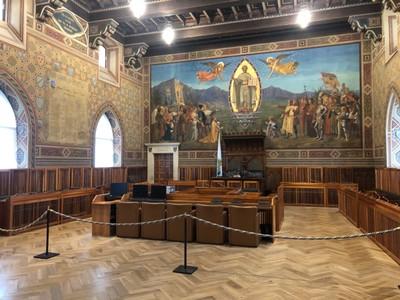 Grand and General Council debating chamber
