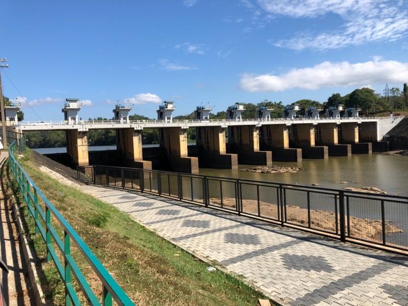 Polgolla Dam