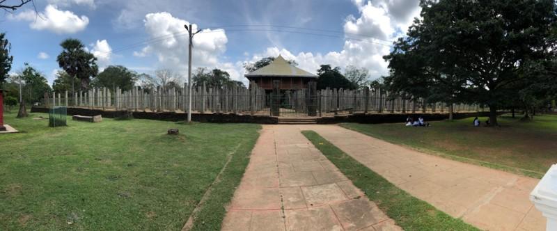 Brazen Palace at Anuradhapura