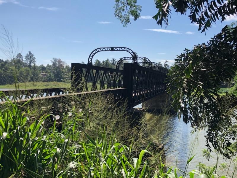 Katugastota railway bridge