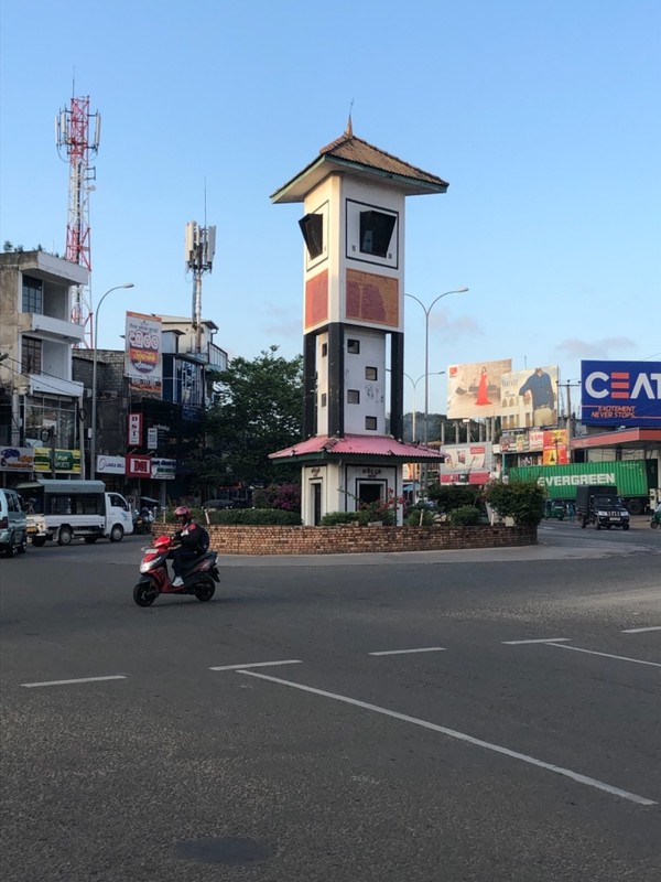 Dambulla Clock Tower