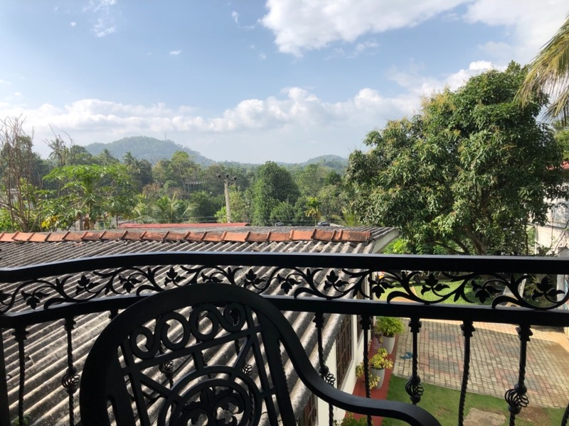 View from Traveller's Home