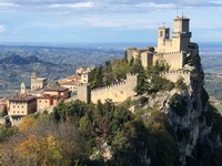 First Tower of San Marino