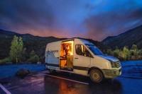 Book a Norway caravan to explore the adventure through road.