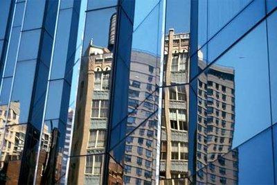 Reflection, New York