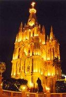 Parroquia de San Miguel de Allende, San Miguel