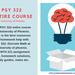 PSY 322 Entire course