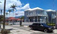 Castillo-Azul-Costa-Rican-Legislative-Assembly-LIMOUSINE-MERCEDES