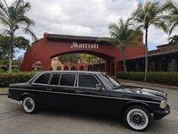 MARRIOTT LOS SUENOS COSTA RICA. MERCEDES W123 300D TOURS LIMOUSINE