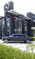 Mercedes-Benz COSTA RICA LIMUSINA