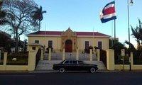Ministerio de Relaciones Exteriores y Culto de Costa Rica LIMOSINA