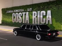 AEROPUERTO COSTA RICA. LIMO LWB LANG