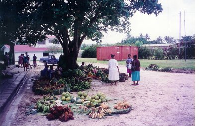 Local Markets - Luganville
