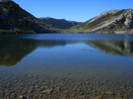 Lake Enol