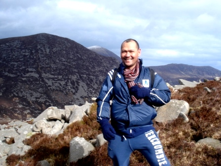 Myself and Mournes