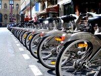 Urban Bikes of Paris