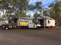 Caravan Park Cloncurry