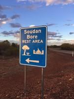 Soudan Bore Rest Area