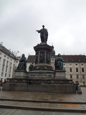 Hofburg, Vienna1