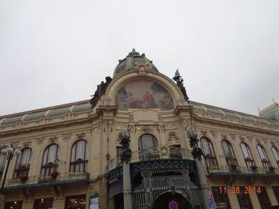 Kavarna Prague