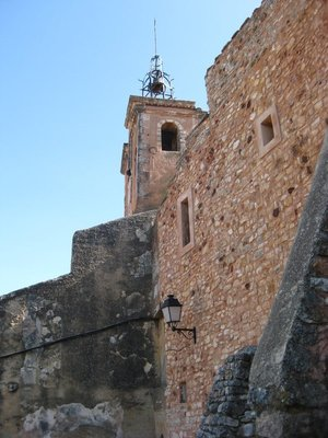 Bell Cage in Roussillon