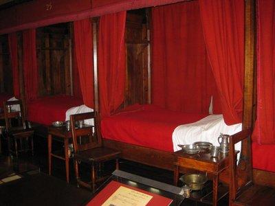 Medieval Sick Bed