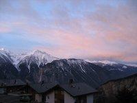 Albinen Sunrise