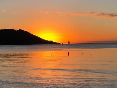 Sunset at Horseshoe Bay
