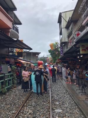 Shifen Main Street