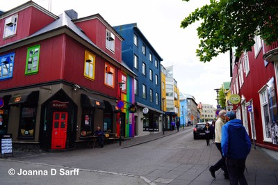 More Colorful Shops