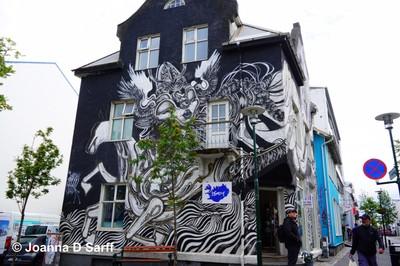 Street Mural Art