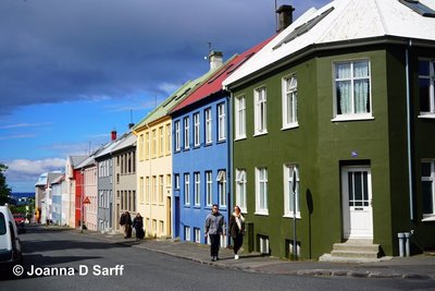 Colorful Residences