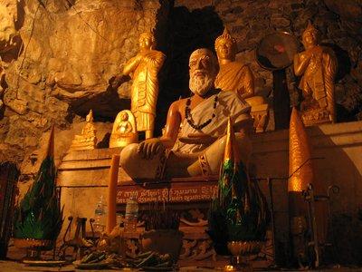 Phousi temple