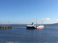 Shanon Estuary Ferry