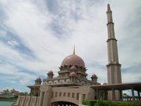 a mosque near KL