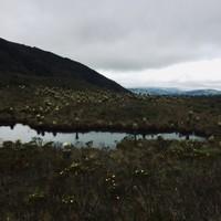 Petit lac - 4800 m