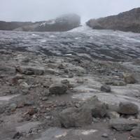 Glacier Santa Isabel