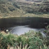 Lac (origine du monde pour les Muiscas)