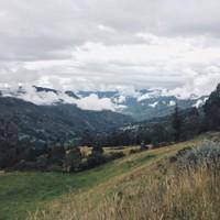 Montagnes des hauteurs d'El Cocuy