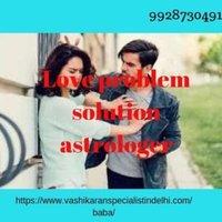 Love problem solution astrologer