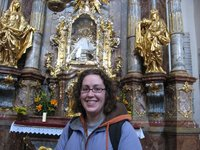 Me and the Infant of Prague