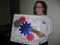 Ceiling Tile and Me