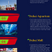 Top five places to visit in Dubai.