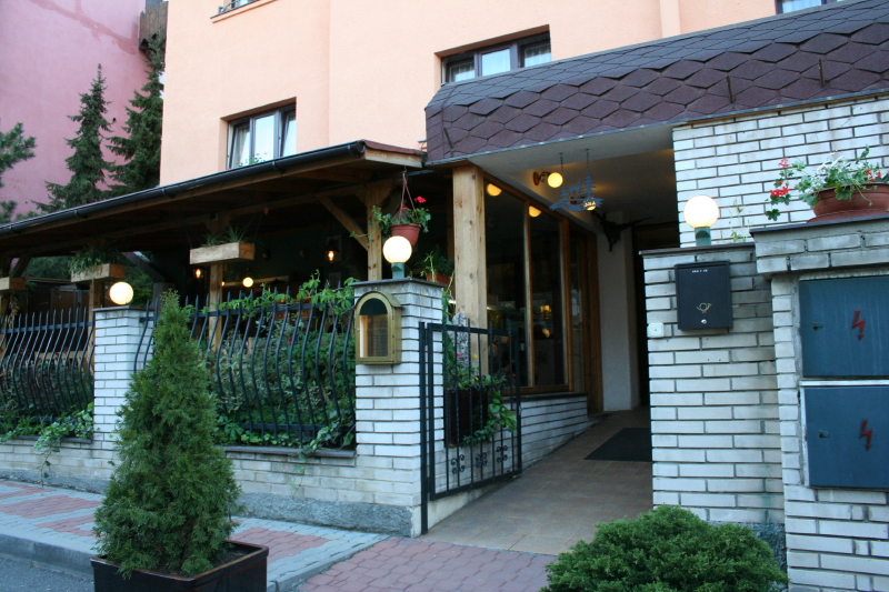 the hotel diana