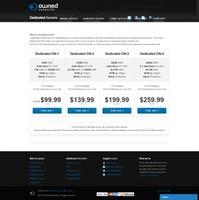 Professional hosting services USA