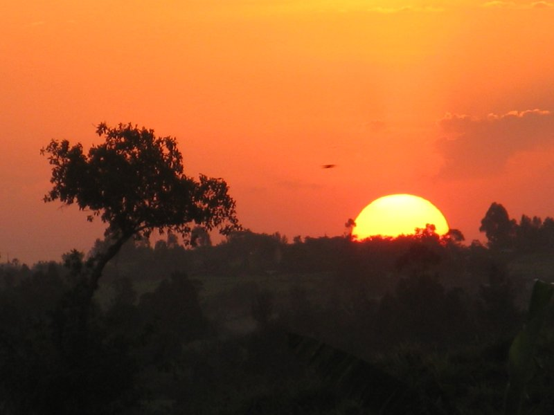 Khalaba sunset
