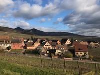 Hunawihr near Colmar France