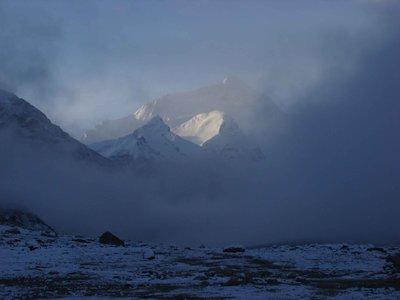 Everest Morning