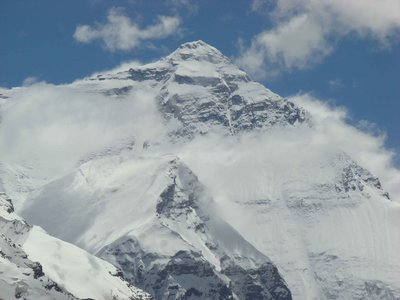 Everest Close Up
